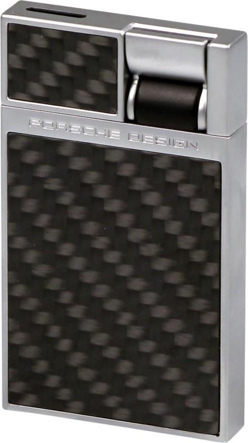 porsche design feuerzeug modell p3632 carbon mit flat. Black Bedroom Furniture Sets. Home Design Ideas